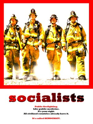 Socialists - Firefighters