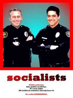 Socialists - Police