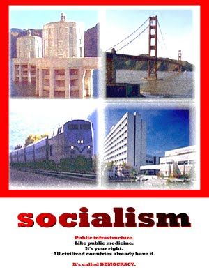 Socialists - Infrastructure