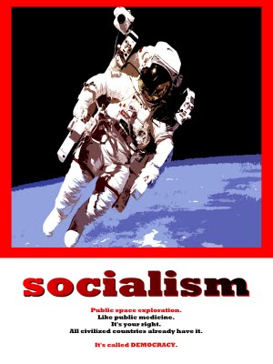 Socialists - Space exploration